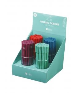 Pen Gel-Ink Mr Nordic Colors Red
