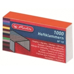 STAPLES HERLITZ N.10 1000PCS 8760613