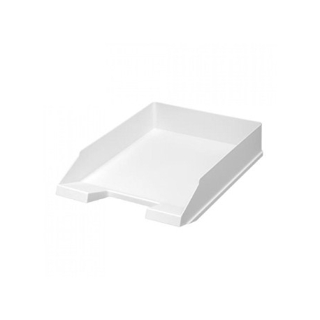 LETTER TRAY HERLITZ A4 CLASSIC GREY 00064022