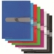 Folder W/3 Flaps And Elastic Herlitz Pp A4 Berry Opaque 11216538
