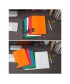 Notebook Comix Compera A5 Ruled 50Sh Pp Soft Blue C7001T