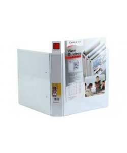 Ring Binder Comix A4 2 Rings 1.5 40Mm White A215