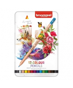 Colored Pencil Bruynzeel Expression 12/Pack 60312012