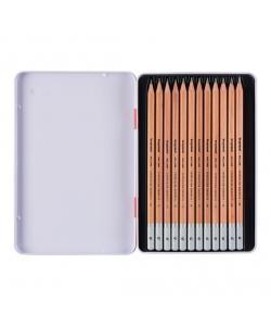 Pencil Bruynzeel Expression Graphite 12/Pack 60311012