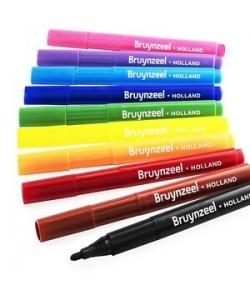 Marker Bruynzeel Triple 10/Pack 60123010