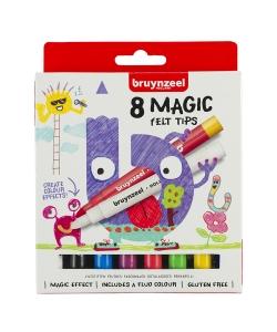 Marker Bruynzeel Magic 8/Pack 60126008