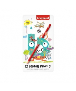 Colored Pencil Bruynzeel Super 12/Pack 60516012