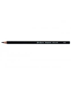 Colored Pencil Bruynzeel Super 1Pc Black 60516910