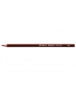 Colored Pencil Bruynzeel Super 1Pc Dark Brown 60516943