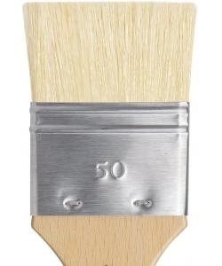 Davinci Mottler Lacquering Brushes Light Bristles 2410 . Size 50