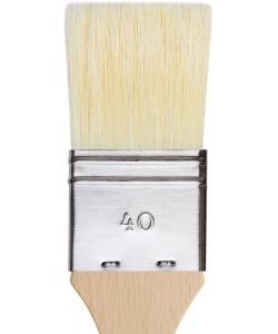 Davinci Mottler Chinese Bristles Plainwood Handles 2476 . Size 40