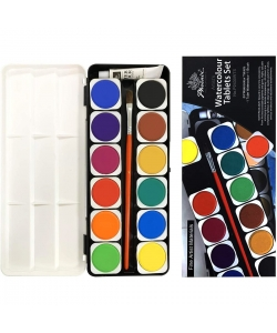 Phoenix Watercolor Paint 12/Pack C1230Wtb Cm12Wtb