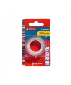 Herlitz 8 x 19 mm Adhesive Tape - Transparent