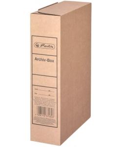 Archive Box File A4 Herlitz 11000320