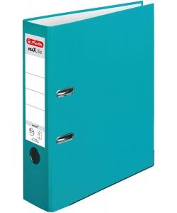 Box File Herlitz Pp Color A4 80Mm