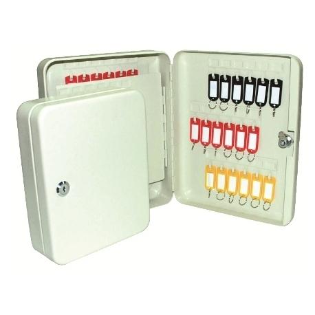 Key Cabinet Practical 19X15.5X6 40Keys Ss2040