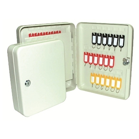 Key Cabinet Practical 25.5X18.5X7.5 48Keys Ss2548