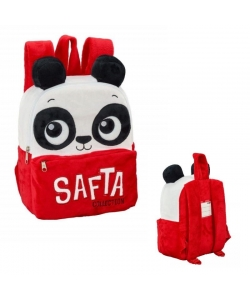 Backpack Safta Plush Animal Small 27Cm Panda 641952232