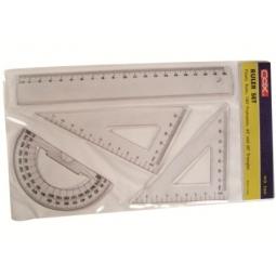 Geometric Set Cox 15Cm 4Pcs N:160