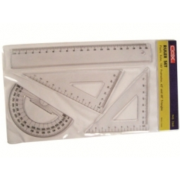 GEOMETRICAL SET COX 15CM N:160 4PCS