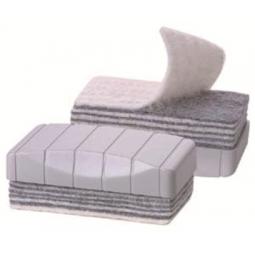 Eraser Dry-Erase Board Cox 10 Disposable Layers Small Sb-02