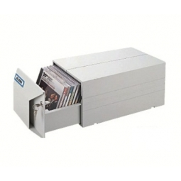 CD DRAWER AIDATA CD20 WITH 2 KEYS