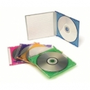 Cd Shell Aidata 25/Pack Crystal Assorted Cdd1-25