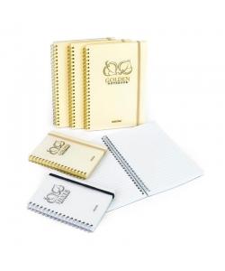Notebook Mintra A5 Ruled 80Sh W/Elastic 92648
