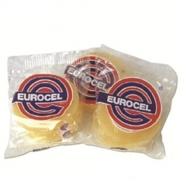 ADHESIVE TAPE EUROCEL 2000 12X33M 1PC 373500390