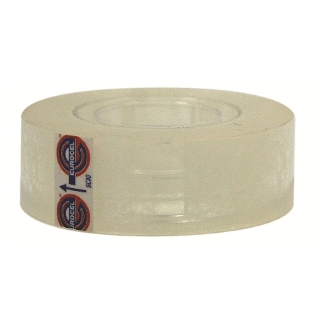 Adhesive Tape Eurocel Ecophan Crystal Flash 19X33M 1Pc 1212202