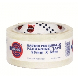 Adhesive Tape Eurocel 5Cmx66M Clear Pp31