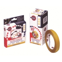 DOUBLE SIDED CLEAR TAPE EUROCEL 25MMX33M RDA 700 CARTON BOX