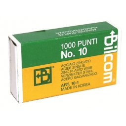 Staples Bilcom N:10 1000/Pack 10-1
