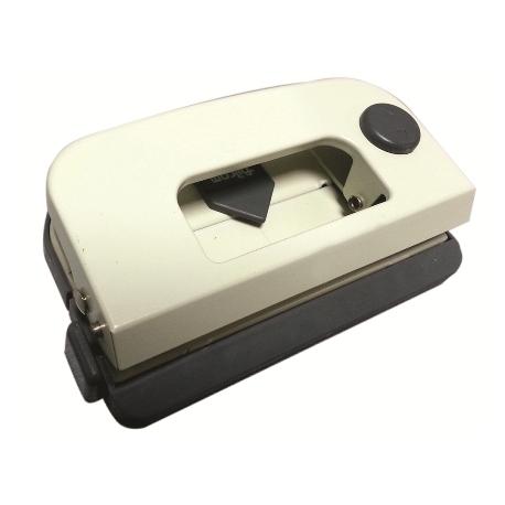 Paper Punch Desktop Bilcom 12Sh 2Holes Blister 198