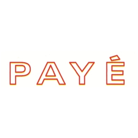 Stamp Shiny Nfr-019 Pre-Inked Paye Red