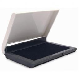 Thumb Print Pad Shiny Sm1 65X45Mm Black