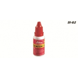 STAMP PAD INK PREMIUM SHINY SI-62 15ML RED
