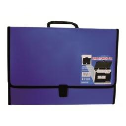 Expanding File Bindermax F/C 12 Pockets W/Handle Fl-01H