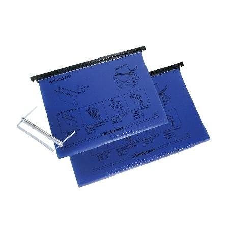 Suspension File Bindermax Pp A4 Blue H-002