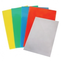 FOLDER I-BINDER PVC A4 12/PACK TRANSPARENT FF-061