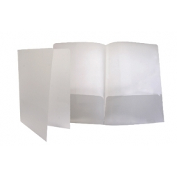 Folder Bindermax A4 Twin Pockets Matte W-66