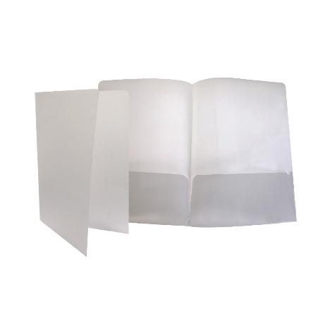 Double Pocket Folder I Binder A4 W/Name Card Dpf-438