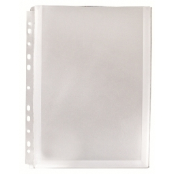 FOLDER PUNCHED I-BINDER A4 HOLD UP TO 25mm P-555