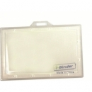 Name Badge I Binder Hard Plastic Horizontal Nbh-297