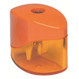 SHARPENER M+R W/CONTAINER LITTLE ELLIPTIC METAL SINGLE 343 0050