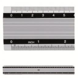 Ruler M+R Aluminium 40Cm 1840 0000