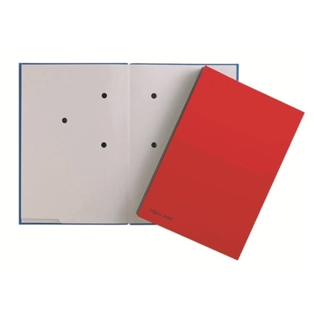 Signature Book Pagna 20 Compartments Red 24205-01