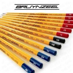 PENCIL BRUYNZEEL 3H GRAPHITE 1605K3H