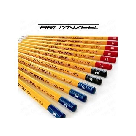 Pencil Bruynzeel 4H Graphite 1605K4H