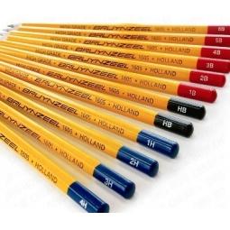 Pencil Bruynzeel Hb Graphite 1605Khb